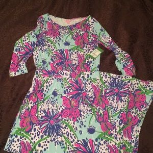 Lily Pulitzer NWT maxi dress